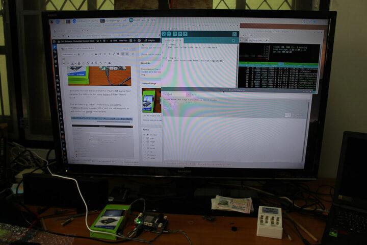 树莓派 4上安装ArduinoIDE
