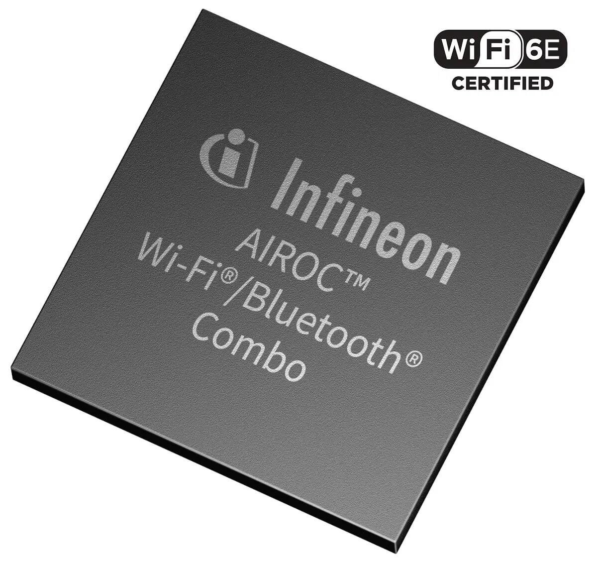英飞凌AIROC WiFi 6E芯片组