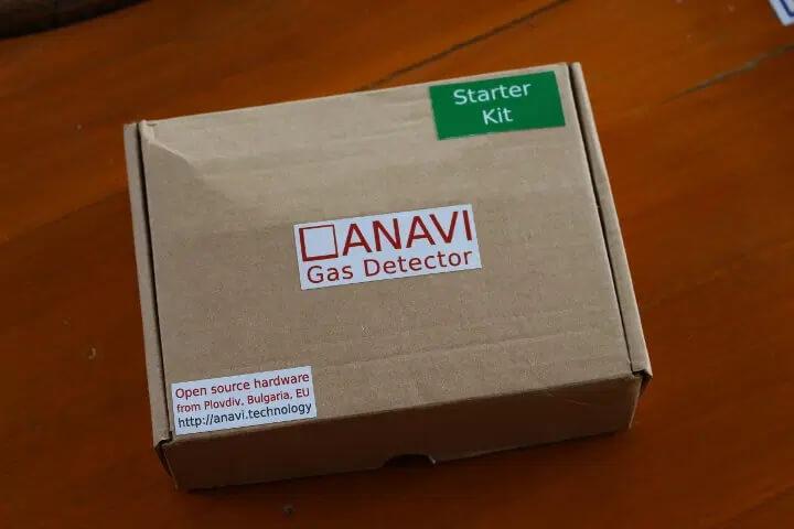 ANAVI气体探测器入门套件