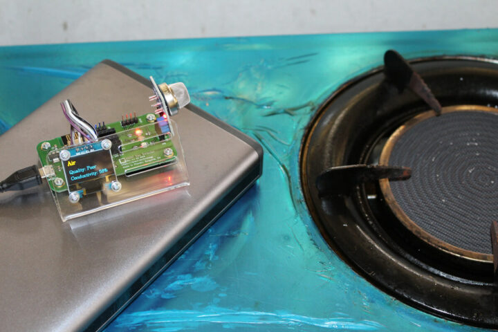 ANAVI气体泄漏检测仪