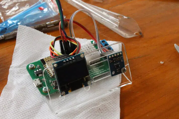 ANAVI 温度计套件传感器