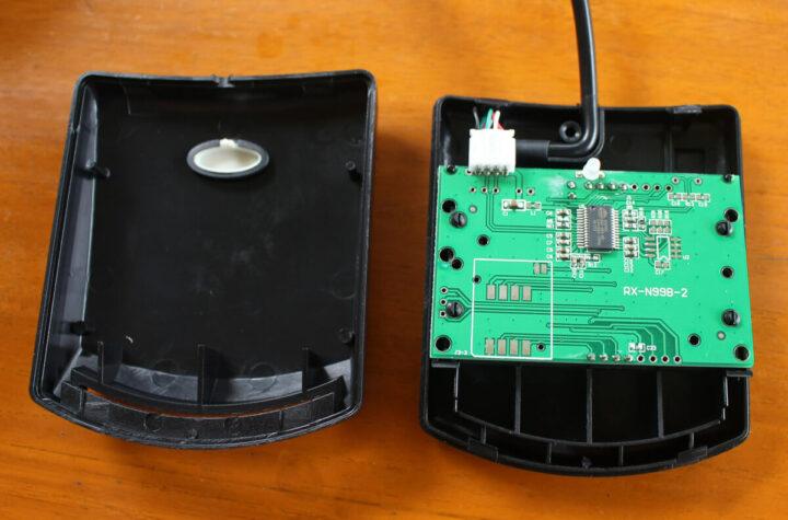 Alcor智能卡控制器使用的RX-N99B-2印刷电路板