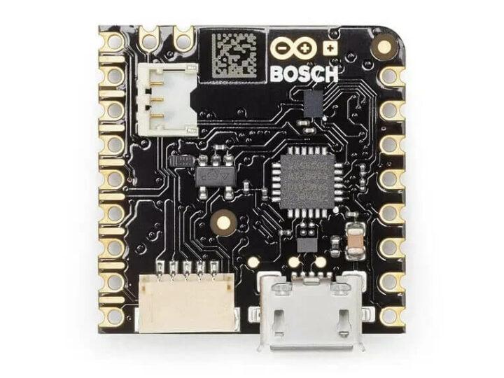 Arduino Nicla Sense ME开发板