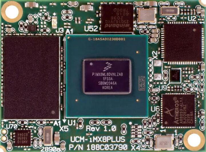 Compulab uCM-IMX8Plus