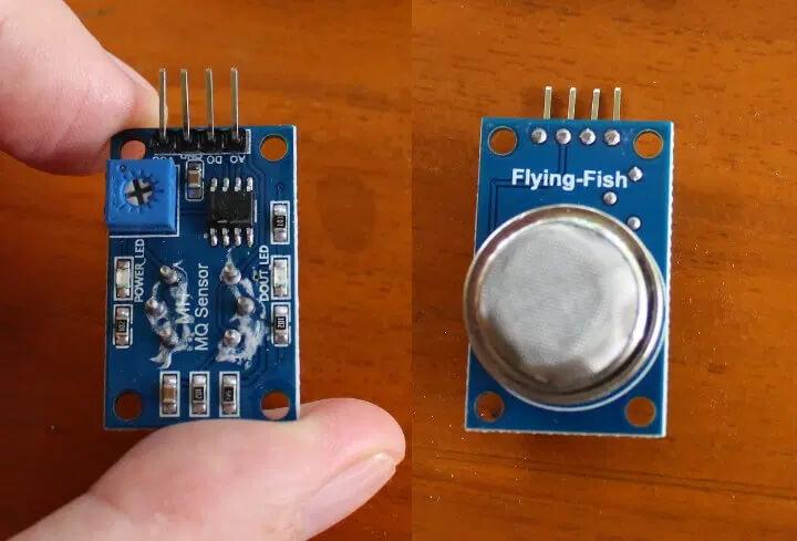 Flying FIsh MQ 传感器