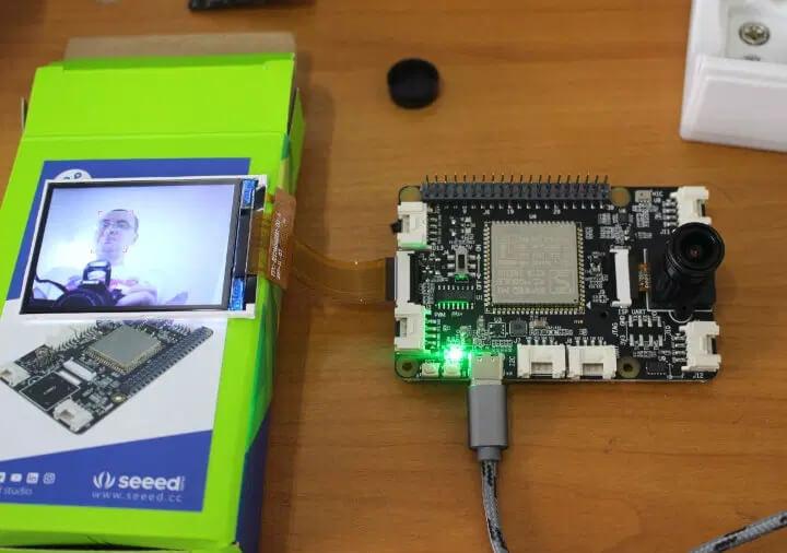 Maixduino 单机模式下人脸识别