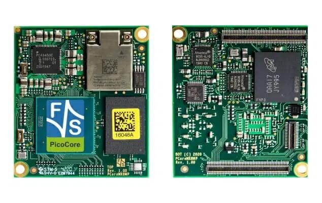 PicoCore MX8MP系统级模块
