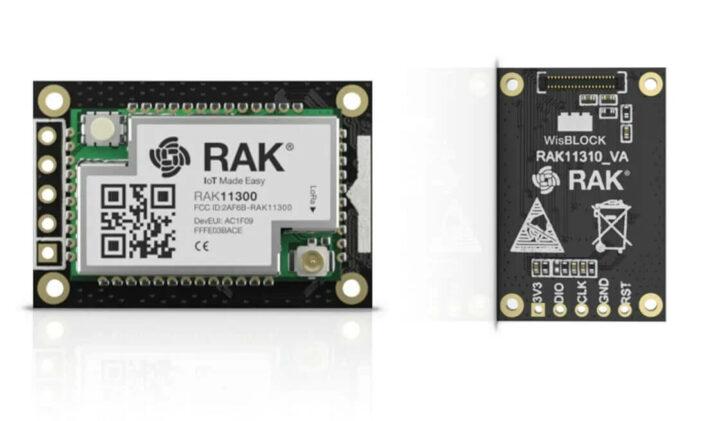 RAK11310 WisBlock LPWAN 模块