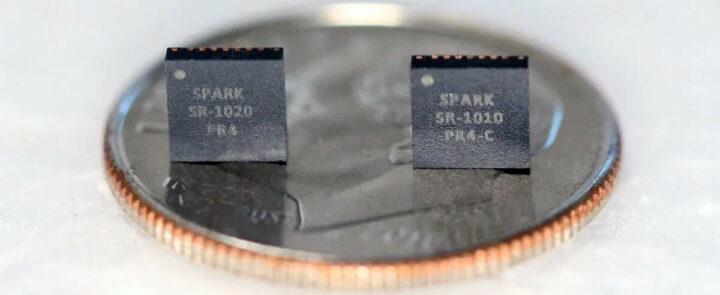 SR1010和SR1020芯片