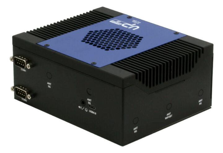Tiger Lake迷你电脑的COM 端口、5G WiFi天线